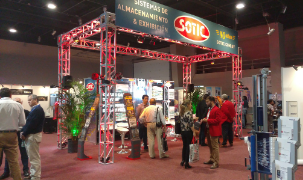 Vista Stand SOTIC